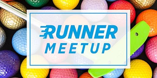 Runner Meet Up- Duke's Adventure Golf
