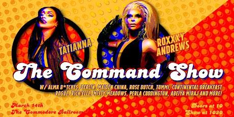 Roxxxy Andrews & Tatianna Meet and Greet tickets
