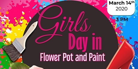 Girl's Day In Pot and Paint tickets
