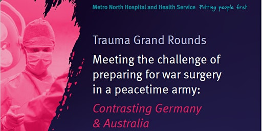 Healthcare and Defence. An Australian and German Perspective.