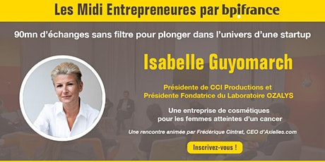 Midi Entrepreneures #12 billets
