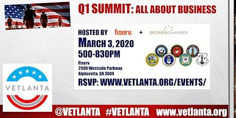 VETLANTA Q1 Summit 2020 tickets