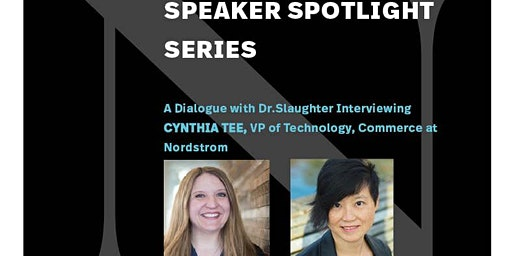 Speaker Spotlight Series: Cynthia Tee