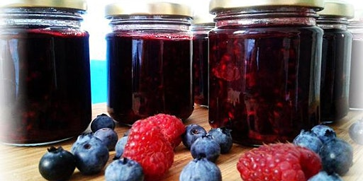 Preservin' for the Hungry: Jam - Saintly Canners - Downtown Tacoma
