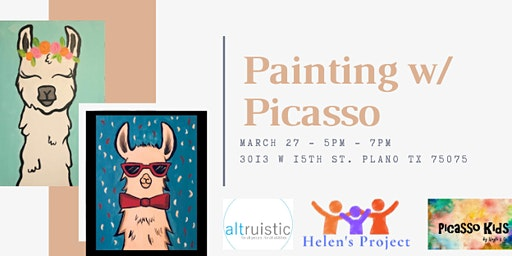 Painting with Picasso