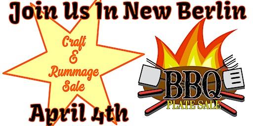 Craft Fair & BBQ Plate Sale