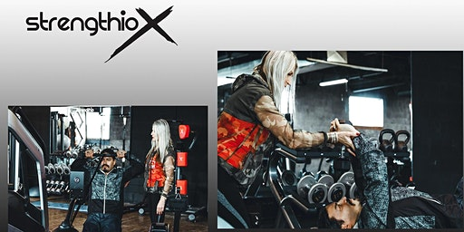 STRENGTHIO X - GROUP EXERCISE SIGN UP