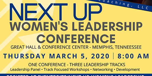 NEXT UP Women's Leadership Conference