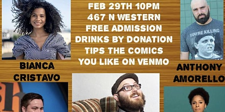 The Venmo Show(a  Stand up comedy show) tickets
