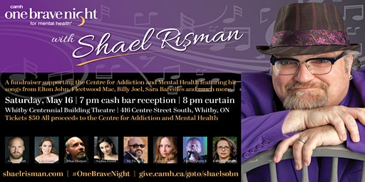 ONE BRAVE NIGHT with Shael Risman and Friends