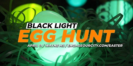 Black Light Adult Egg Hunt (and City Teen Egg Hunt) tickets