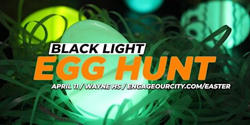 Black Light Adult Egg Hunt (18+)