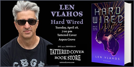An Evening with Len Vlahos