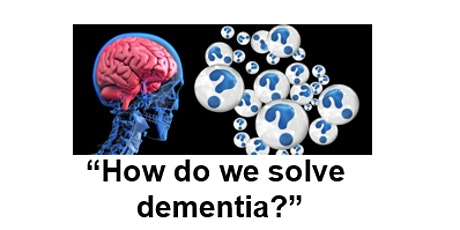 "Professor Jason Warren ""How do we solve dementia?""  Free Public Lecture tickets"