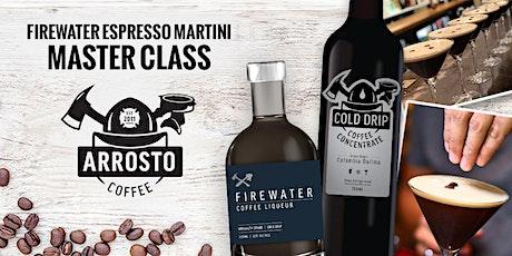 Firewater Espresso Martini Master Class tickets