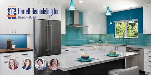 Remodeling Workshop: In pursuit of the Perfect Kitchen or Bathroom