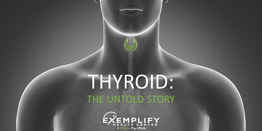 THE THYROID: From Medical Crutch to Real Recovery 4.18.2020
