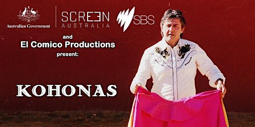 KOHO'NAS (cojones) Screening and Q&A