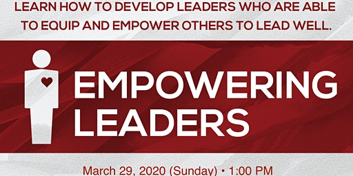 EMPOWERING LEADERS CLASS