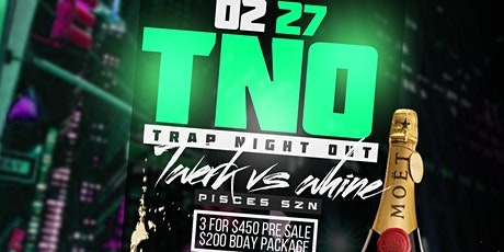 Hot 97 Trap Night out Twerk Vs Whine  Feb 27th at Katra Lounge Ladies Open Bar Ladies Free Entry @Chase.Simms NYC tickets