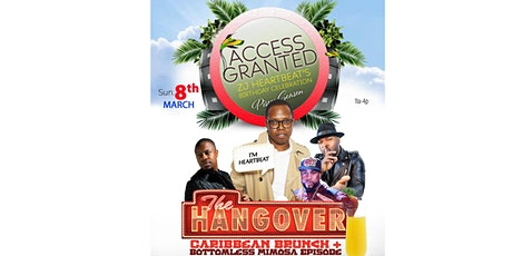 Access Granted Hangover Brunch tickets