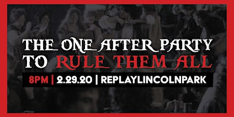 The One After Party to Rule them All! tickets