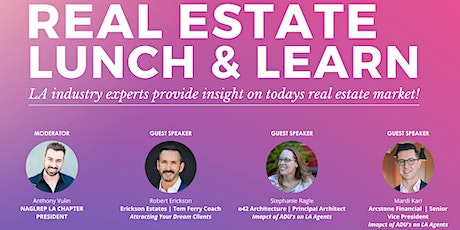 Real Estate Lunch & Learn tickets