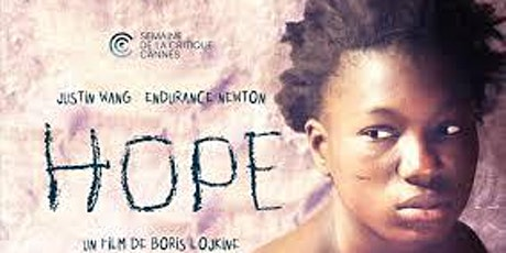 Tuesday French Movie Night: Hope tickets