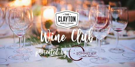 Clayton Wine Club tickets