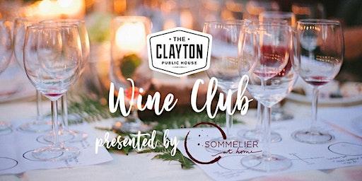Clayton Wine Club