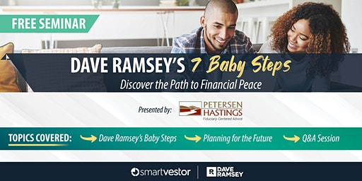 Dave Ramsey's 7 Baby Steps: Discover the Path to Financial Peace