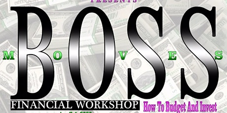How to Budget and Invest As Good As A Boss! tickets