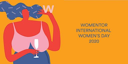 Womentor International Women's Day 2020