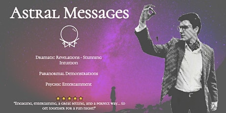 Astral Messages tickets
