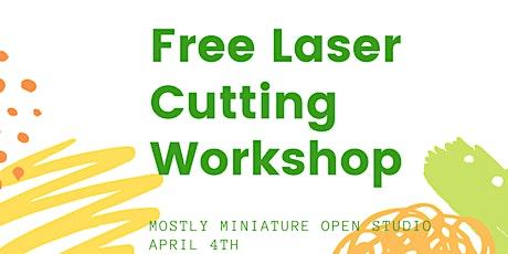 Learn To Lasercut tickets