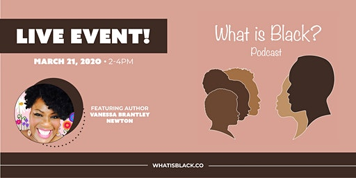 What is Black Podcast Live Event