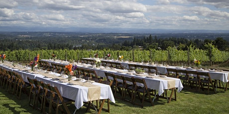 Dinner in the Field at Pete's Mountain Vineyard w/ Slice of Heaven Farm tickets