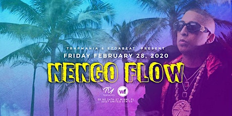 Nengo Flow Live Performance tickets