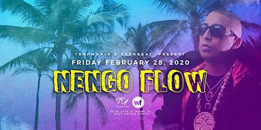 Nengo Flow Live Performance