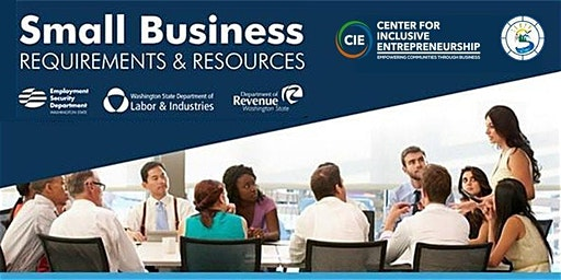 Small Business Requirements & Resources Workshop - Olympic Peninsula