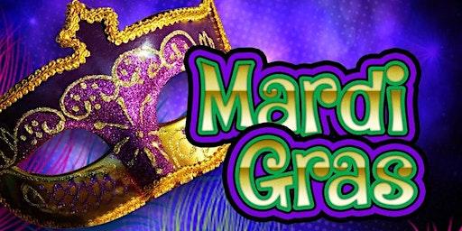 Mardi Gras Tea Party