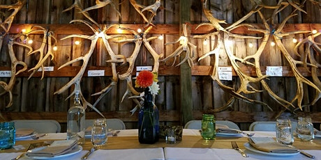 Dinner in the Field at Rosse Posse Acres w/ Anne Amie & Trail Distilling tickets