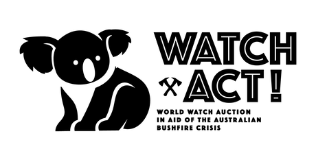Watch & Act! World Watch Auction Wrap Party w/ special guests HSNY tickets