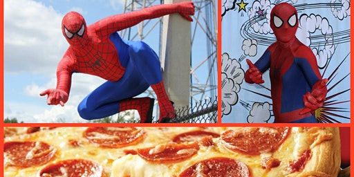 Superhero Snacks with Spiderman!