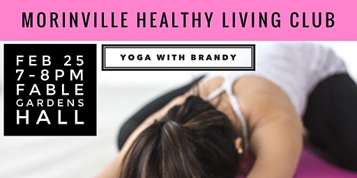 Yoga: Morinville Healthy Living Club