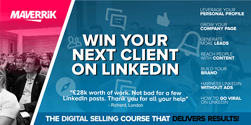 Win your next client on LinkedIn NEWCASTLE Grow your business on LinkedIn