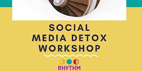 Social Media Detox Workshop tickets
