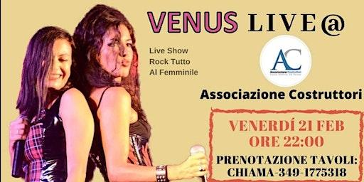 Venus Rock Party Band