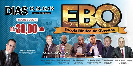 II EBO - Escola Bíblica de Obreiros