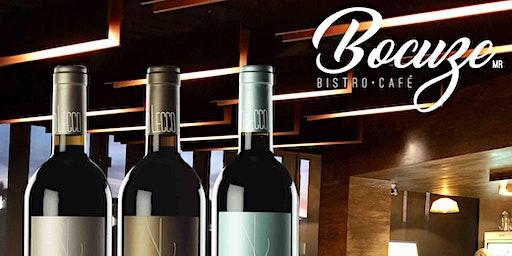 Cata de Vinos de Ribera del Duero en Bocuze Bistró Café en Zibatá